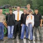 Успехи с Amazone Казахстан несмотря на засуху