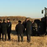 1300 км – не предел:  осенний тракторопробег «Беларуса»