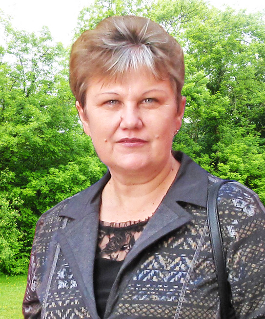 Пономарева Любовь 2