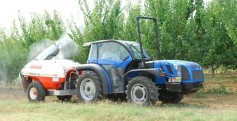 трактор VOLCAN SDT