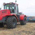Мощный трактор – больше пользы