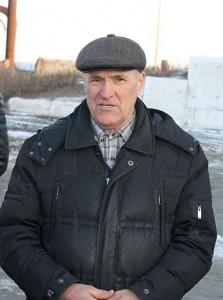 Директор АО «Заря» Александр Климко