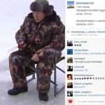 Видео Назарбаева на рыбалке опубликовано в Instagram