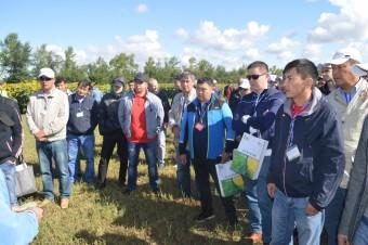 Чаглинский праздник отличился большим количеством присутствующих фермеров - копия