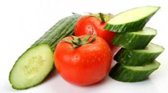помидоры огурцы