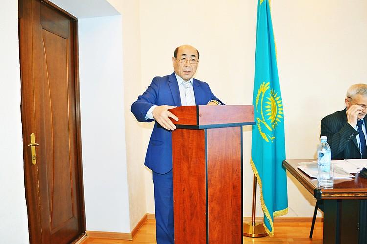 Ауезхан Даринов. Фото: АгроИнфо