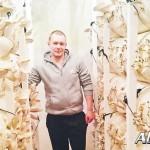 Житель Восточного Казахстана Евгений Юшин превратил свой дом в царство грибов