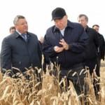 Назарбаев: Казахстан должен стать «хлебной корзиной» на евразийском континенте