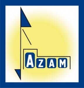 Azam-KC logo