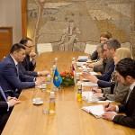 О визите Председателя Нацхолдинга «КазАгро» Нурлыбека Малелова в Белград