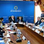 Палата предпринимателей укрепляет взаимодействие с прокуратурой и Департаментом по делам госслужбы