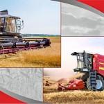 Зерноуборочный комбайн Палессе GS12A1 признали «Лучшим товаром Республики Беларусь – 2016»