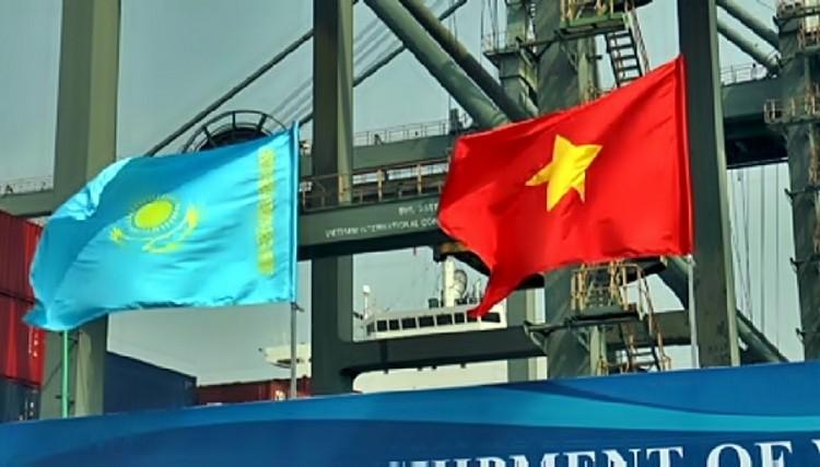 Kazakhstan-Vietnam