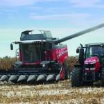 Новые кукурузные жатки Massey Ferguson CornFlow™
