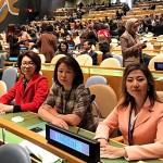 Нацхолдинг «КазАгро» на сессии Комиссии ООН по положению женщин