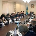 В Правительстве РК обсудили вопросы управления водными ресурсами