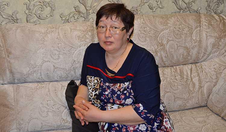 Алмагуль Сулейменова