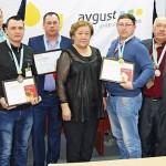 «Августу» в Казахстане – 10 лет!