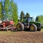 Агрометеорологические условия в РК на период весенних полевых работ 2017 года