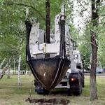 В Усть-Каменогорске появилась суперсовременная техника по пересадке деревьев