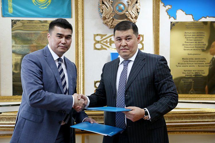 Фото: пресс-служба АО «Холдинг «КазАгро»