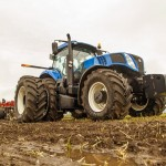 Бренд New Holland Agriculture продемонстрировал современные сельскохозяйственные технологии на Всероссийском дне поля