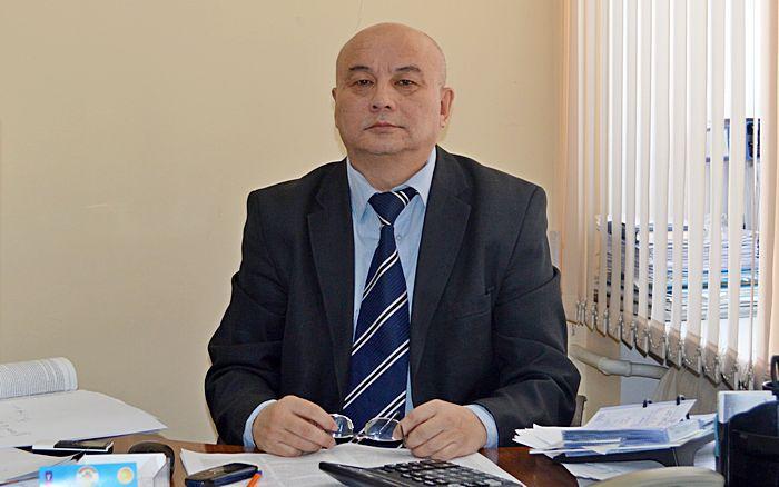 Бауржан Ерменов. Фото: АгроИнфо