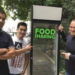 На улицах Алматы появятся холодильники с бесплатной едой