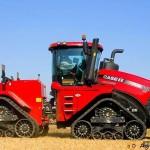 Самый мощный в мире трактор с вариатором (ВИДЕО)