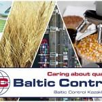 Как проверить качество, сохранить и успешно реализовать урожай? Готовые решения от «Baltic Control Kazakhstan»
