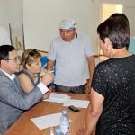 Институты развития провели личный приём предпринимателей в Алматинской области