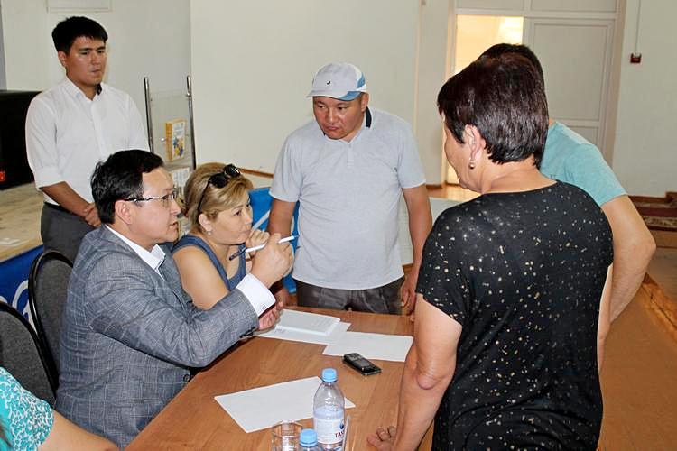 Фото: пресс-служба НПП РК «Атамекен»