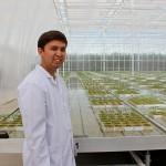 Новый тепличный комплекс в Актюбинской области увеличит мощности