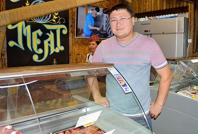 Даулет Ахметкалиев. Фото: АгроИнфо