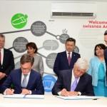Алматинская область намерена перенять передовой опыт Швейцарии в сфере агросектора