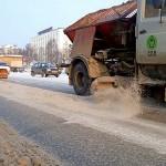 Дороги Омска зимой покроют павлодарской солью