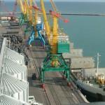 Зерновой терминал в морском порту Актау увеличил мощности