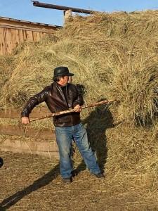 СПК Алихан Амир - Емматов Кабиден. Фото: Пресс-служба АО «Фонд финансовой поддержки сельского хозяйства»
