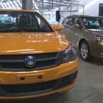 Костанайские машиностроители отправили партию автомобилей в Таджикистан