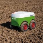 Fendt отправляет нового робота Xaver в поле