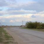 В Карагандинской области сельчане сами отремонтировали 25 км дороги
