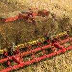 Шведская компания выводит на рынок новый диск для обработки рапсовых полей