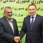 В ходе визита в Иран подписаны Меморандумы по экспорту из Казахстана зерновых и кормовых культур