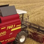 Кризис – не помеха: в полтора раза выросло производство комбайнов и тракторов в Казахстане