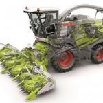 CLAAS: усовершенствованный JAGUAR повысит эффективность уборки кормовой массы
