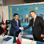 Қазақстанның АӨК Экспорттық орталығы Европа нарығына шықты