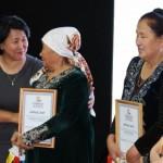 Деловые женщины Актобе помогают сельчанам открыть свой бизнес