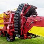 Производство картофелеуборочных комбайнов планируется в Костанае