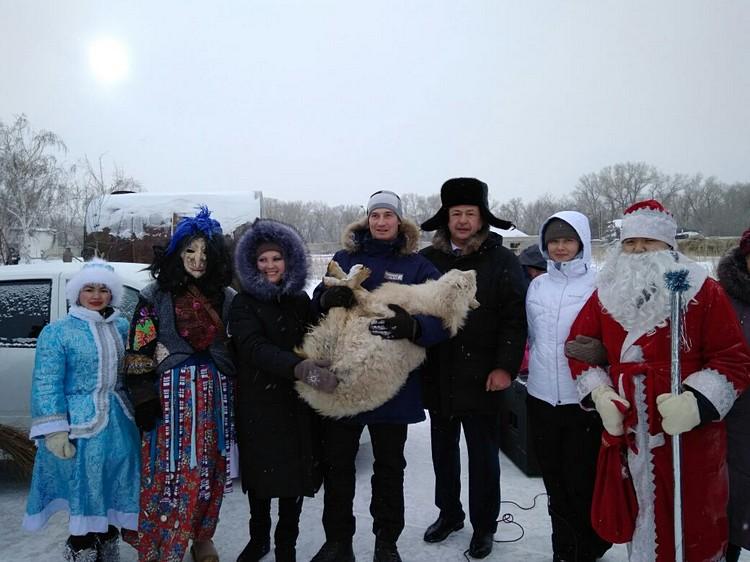 Фото: акимат села Павлодарское