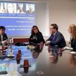 Сотрудничество казахстанских и итальянских аграриев обсудили в Риме